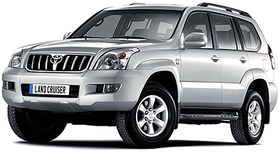 чип тюнинг Land Cruiser PRADO 120